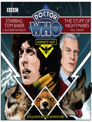 cover image of Doctor Who Hornets' Nest 1--The Stuff of Nightmares
