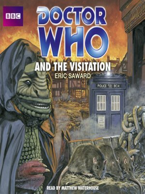 cover image of Doctor Who and the Visitation