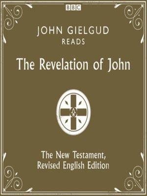 cover image of The Revelation of John