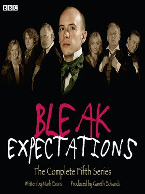 cover image of Bleak Expectations, Series 5