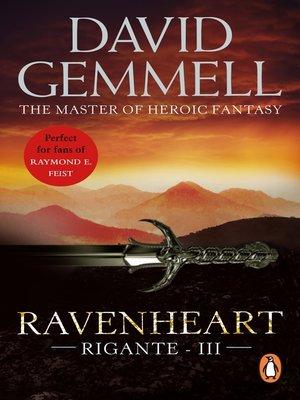 David Gemmell 183 Overdrive Rakuten Overdrive Ebooks border=