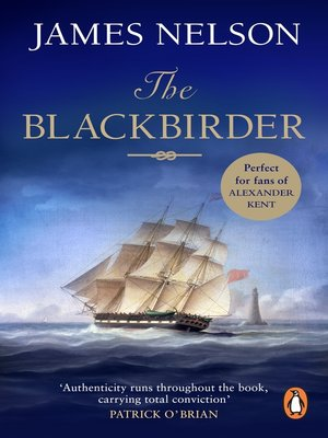 cover image of The Blackbirder