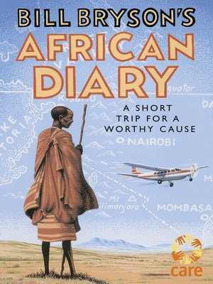 cover image of Bill Bryson's African Diary