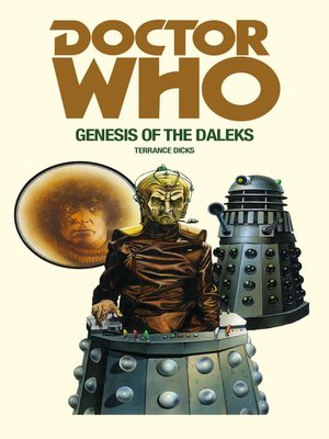 cover image of Doctor Who and the Genesis of the Daleks
