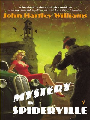 cover image of Mystery In Spiderville