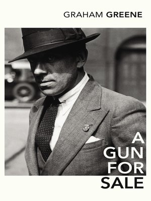 cover image of A Gun For Sale