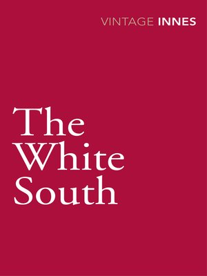 cover image of The White South