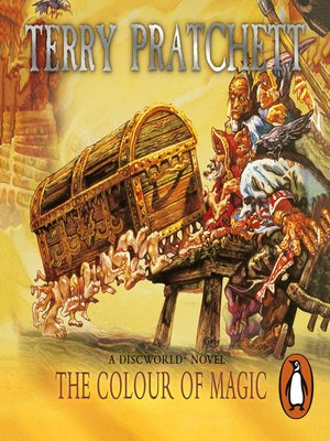cover image of The Colour of Magic
