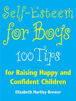 cover image of Self Esteem For Boys