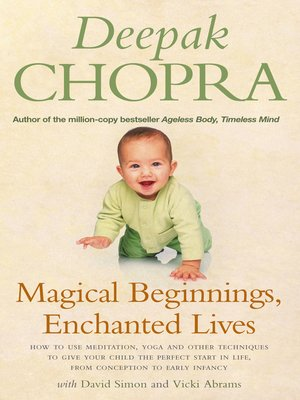 cover image of Magical Beginnings, Enchanted Lives