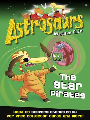 cover image of Astrosaurs 10