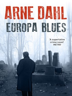 cover image of Europa Blues