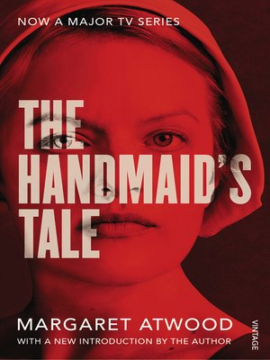 cover image of The Handmaid's Tale
