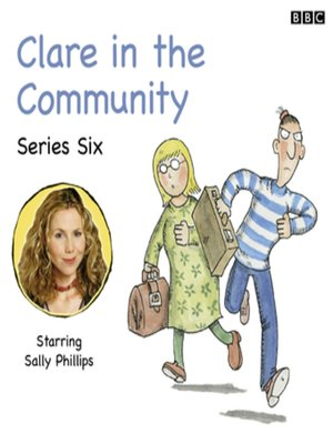 cover image of Clare in the Community, Series 6