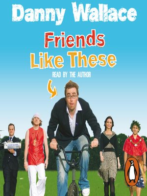 cover image of Friends Like These