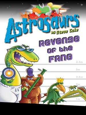 cover image of Astrosaurs 13