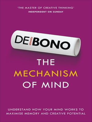 cover image of The Mechanism of Mind