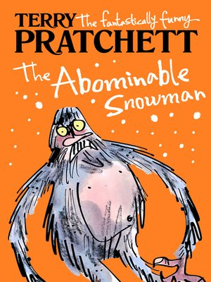 cover image of The Abominable Snowman