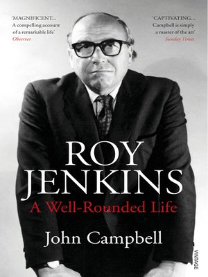 cover image of Roy Jenkins