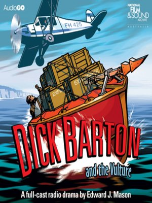 cover image of Dick Barton and the Vulture