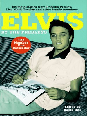 cover image of Elvis by the Presleys