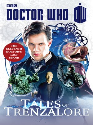 cover image of Tales of Trenzalore