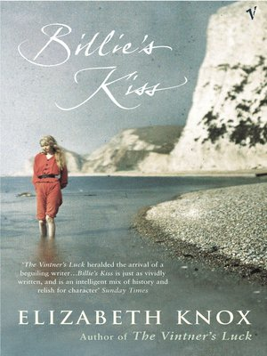 cover image of Billie's Kiss