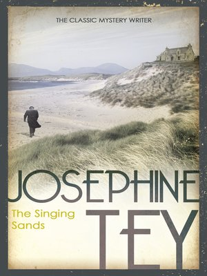 cover image of The Singing Sands