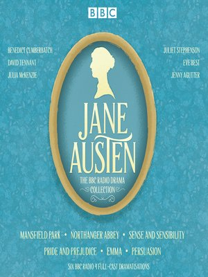 cover image of The Jane Austen BBC Radio Drama Collection