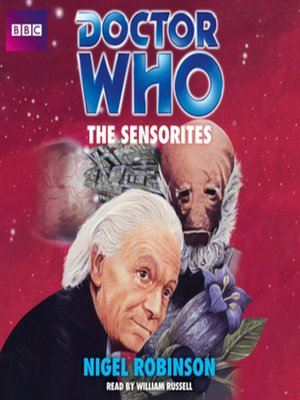 cover image of Doctor Who--The Sensorites