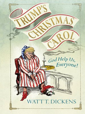 cover image of Trump's Christmas Carol