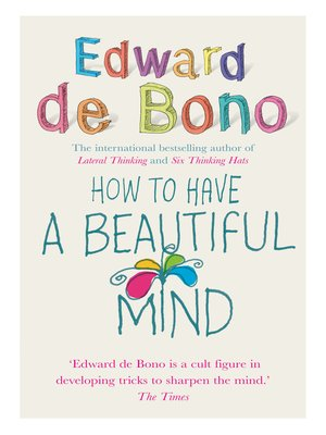 cover image of How to Have a Beautiful Mind
