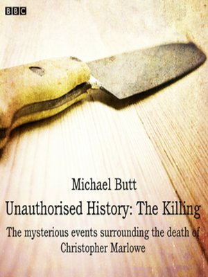 cover image of Unauthorised History--The Killing