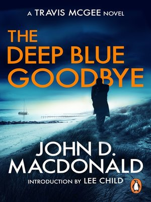 cover image of The Deep Blue Goodbye