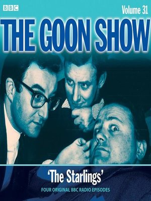 cover image of The Goon Show, Volume 31
