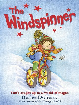 cover image of The Windspinner