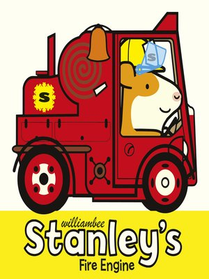 cover image of Stanley's Fire Engine