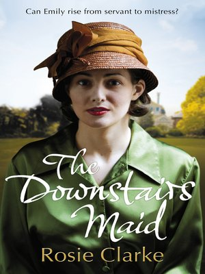 cover image of The Downstairs Maid