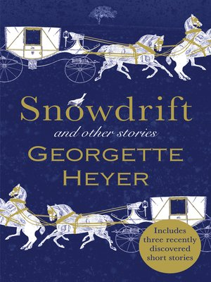 cover image of Snowdrift and Other Stories