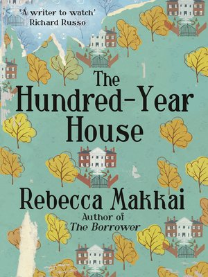 cover image of The Hundred-Year House