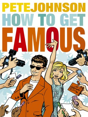 cover image of How to Get Famous