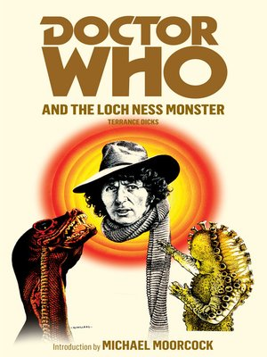 cover image of Doctor Who and the Loch Ness Monster