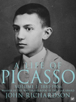 cover image of A Life of Picasso, Volume I