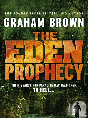 cover image of The Eden Prophecy