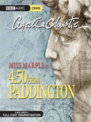 cover image of 4:50 from Paddington