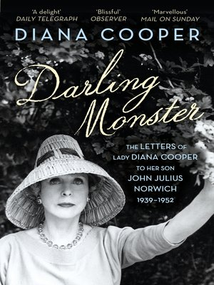 cover image of Darling Monster
