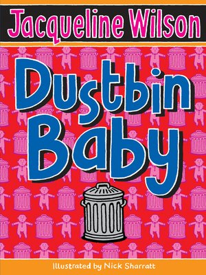 cover image of Dustbin Baby