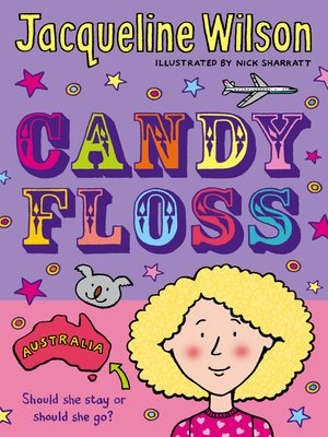 cover image of Candyfloss