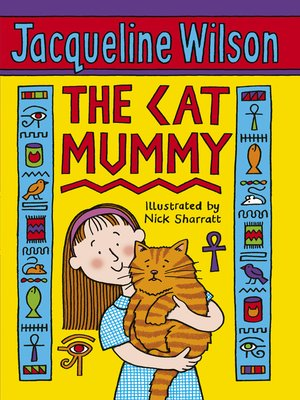 cover image of The Cat Mummy