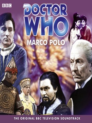 cover image of Doctor Who--Marco Polo (TV Soundtrack)